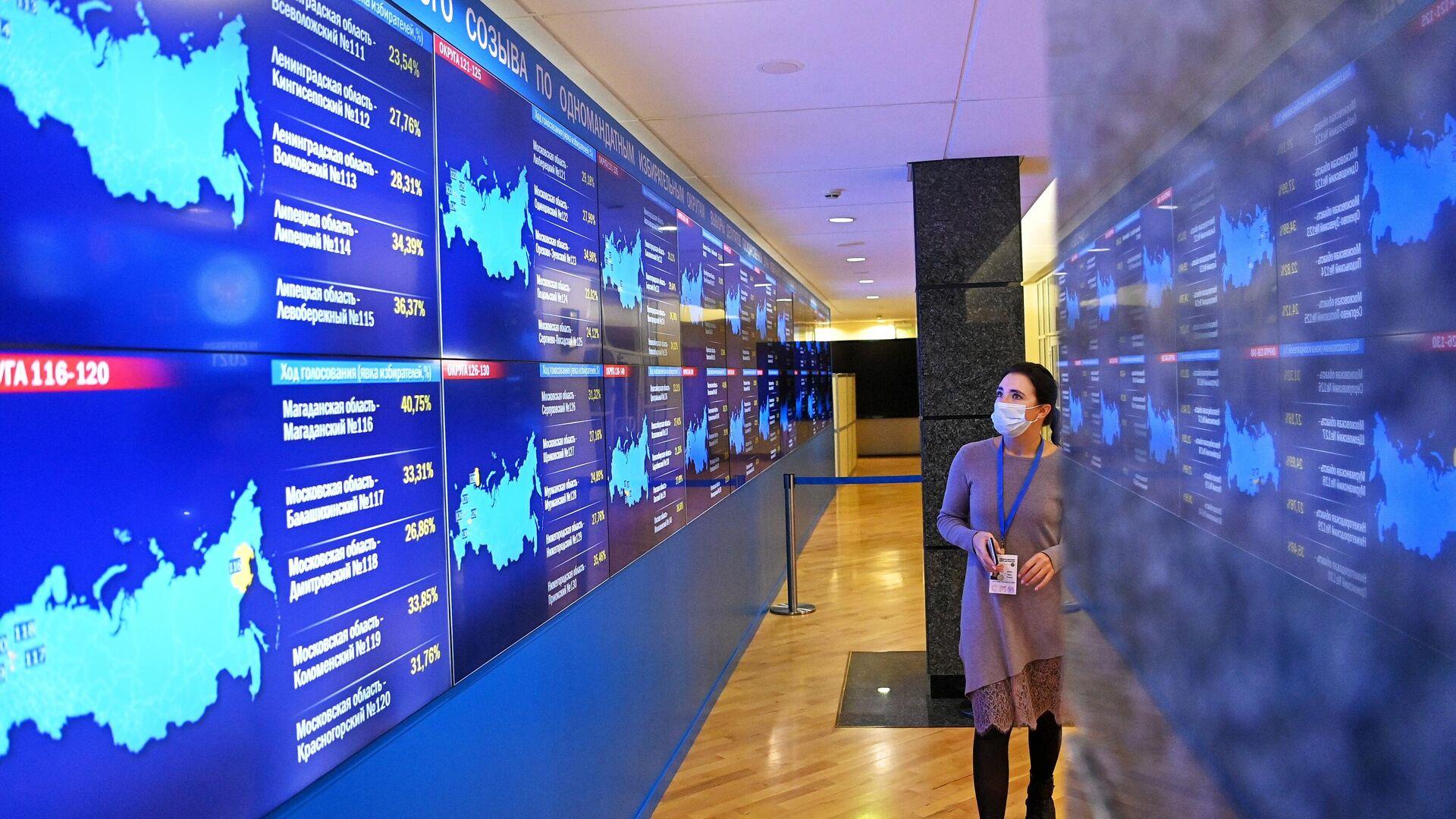 ЦИК признал недействительными 7465 бюллетеней на выборах в Госдуму