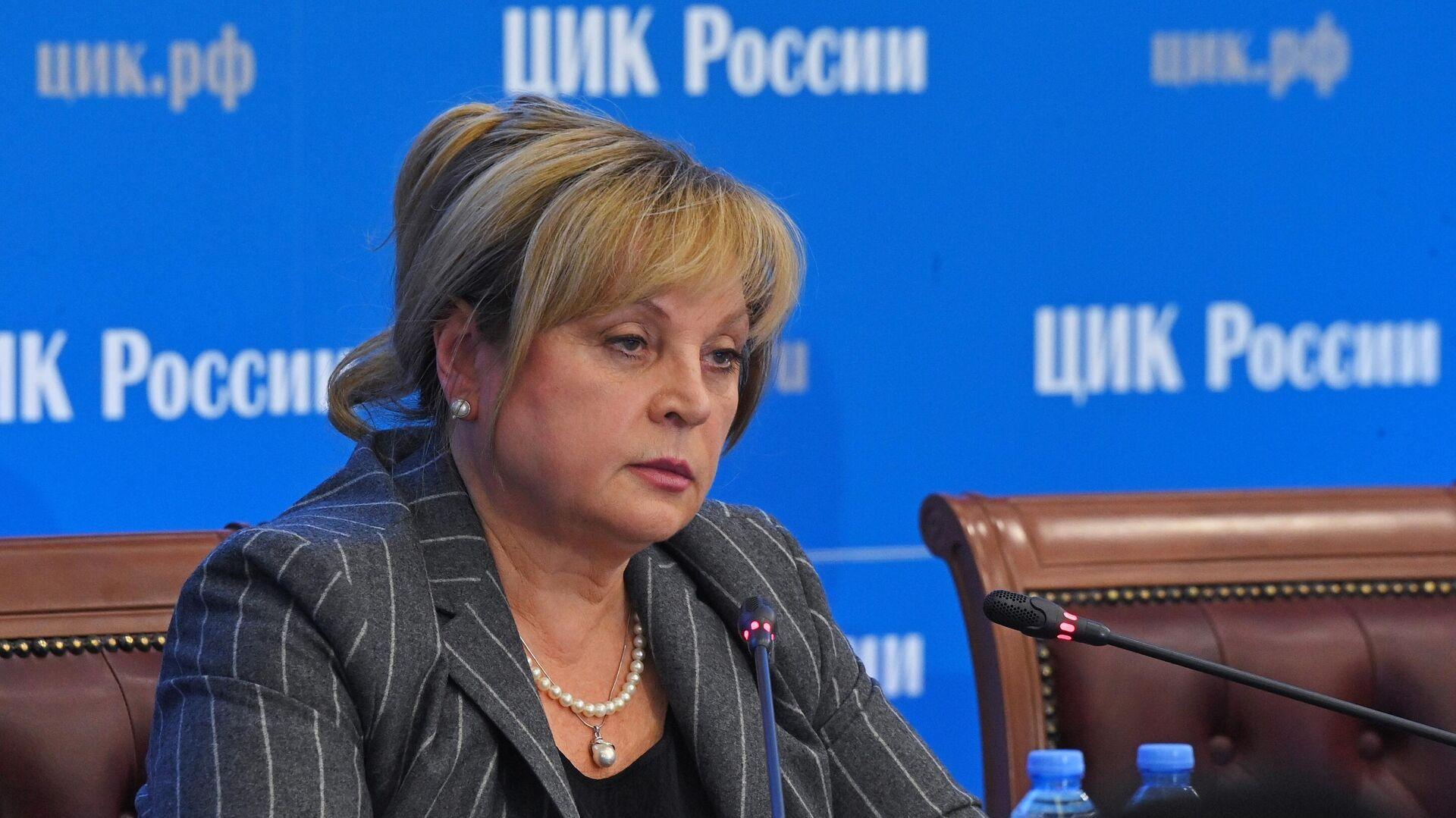 ЦИК обязал освободить от должности председателей двух ТИК в Петербурге