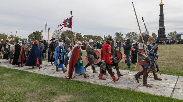 641 годовщина Куликовской битвы