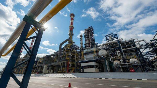 Комплекс переработки нефти
