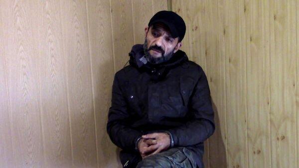 Гражданин Узбекистана, задержанный за незаконное пересечение границы РФ