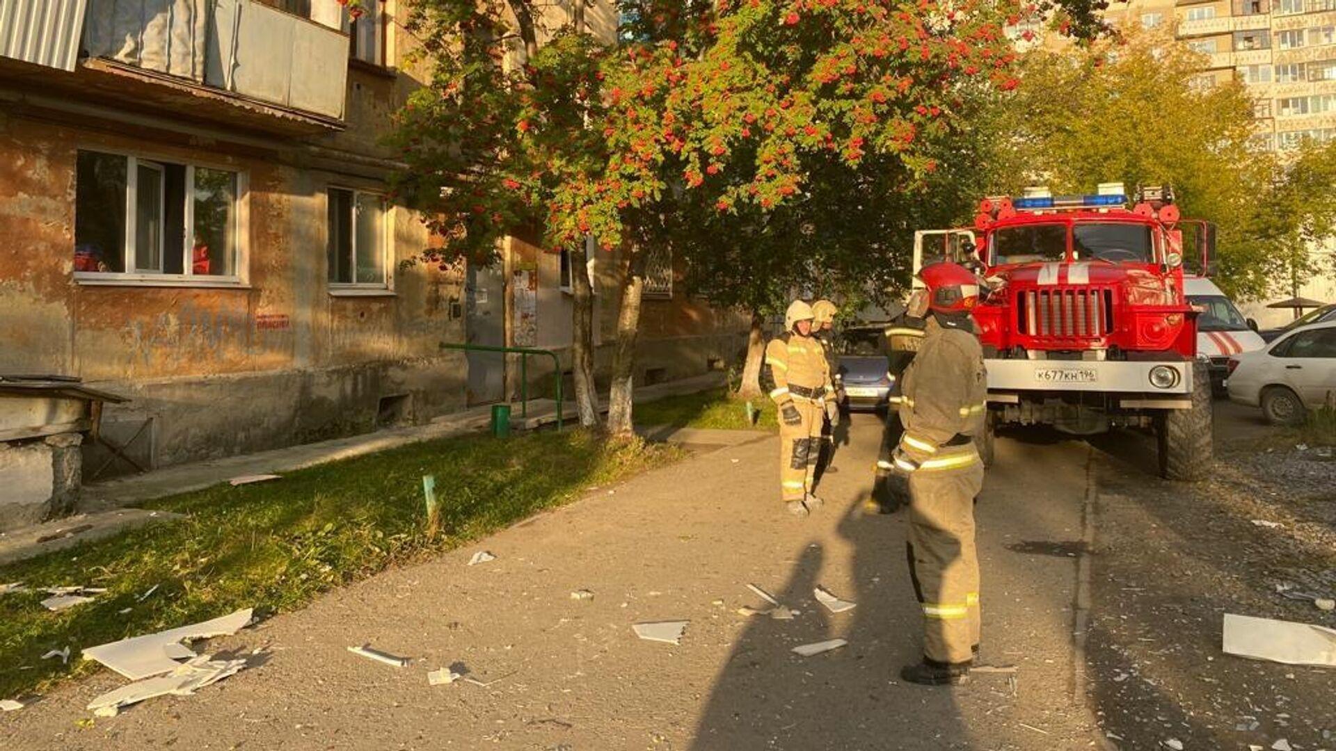 Прокуратура назвала возможную причину взрыва в доме в Свердловской области