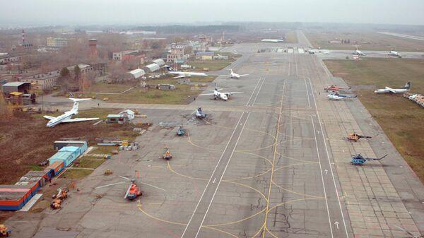 Международный аэропорт Перми