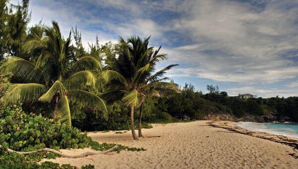 Побережье Барбадоса. Архивное фото