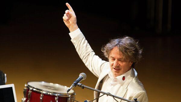 Концерт Горана Бреговича. Архивное фото