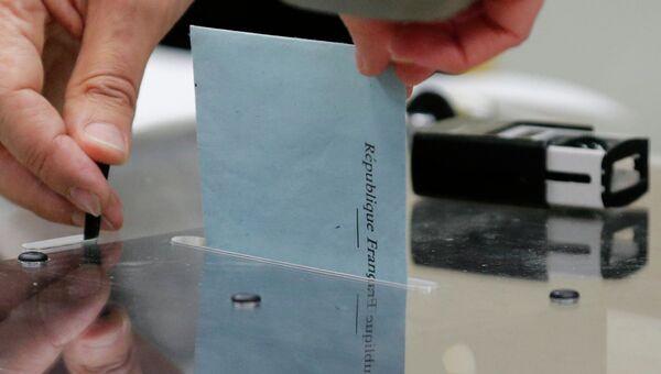 Муниципальные выборы во Франции 30 марта 2014