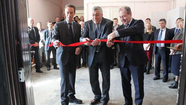 Открытие испытательного центра в ТГАСУ