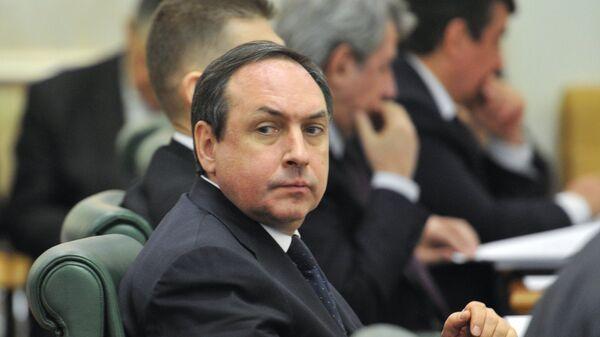 Председатель Комитета ГД по образованию Вячеслав Никонов. Архивное фото