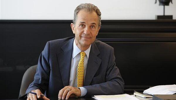Специальный представитель председателя ОБСЕ по Украине, посол Швейцарии в ФРГ Тим Гульдиман
