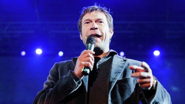 Кандидат в президенты Украины Олег Царев. Архивное фото