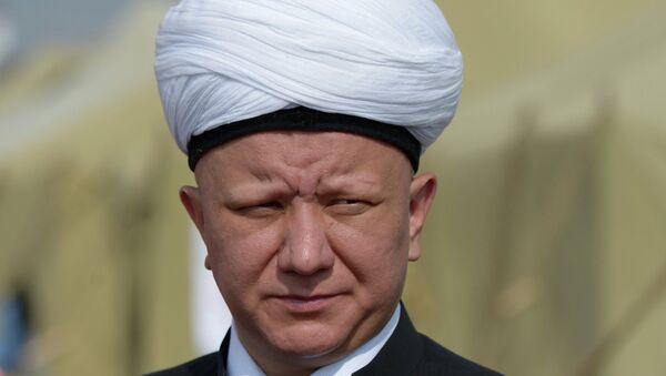 Главный муфтий Москвы и Центральной России Альбир Крганов. Архивное фото