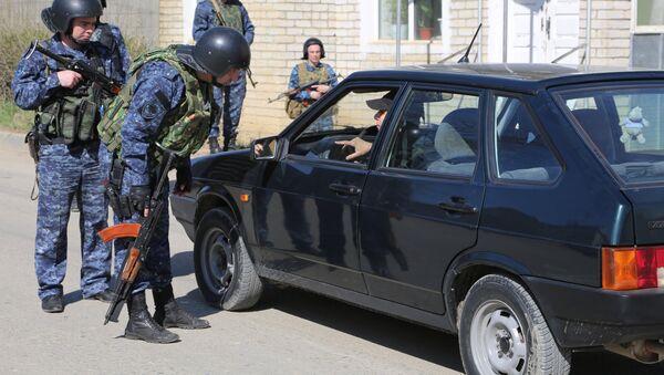Полиция Дагестана. Архивное фото
