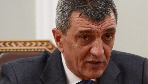 Сергей Меняйло. Архивное фото