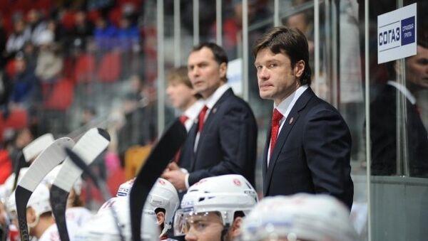 Олег Ореховский (справа). Архивное фото