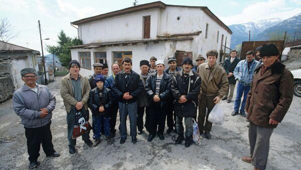 Образ жизни Крымских татар. Архивное фото