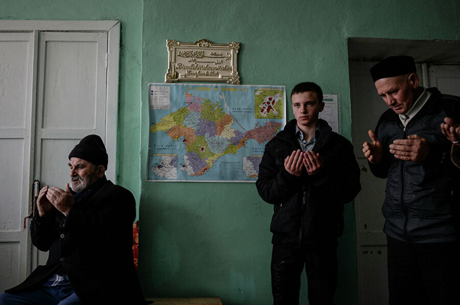 Подготовка к референдуму в Крыму