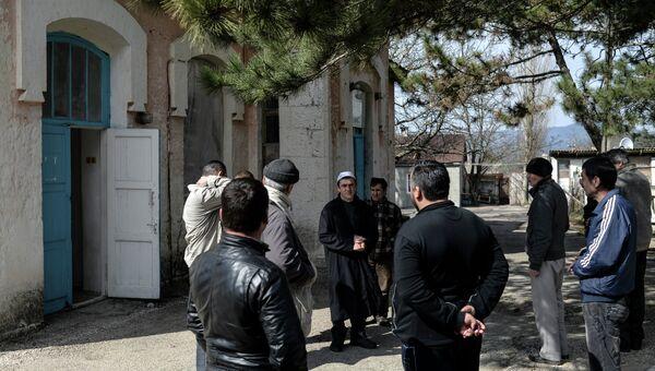 Крымские татары. Архивное фото