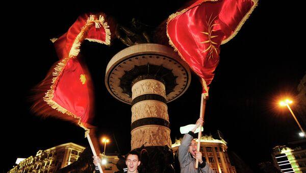 Выборы в Македонии, победа правящей партии