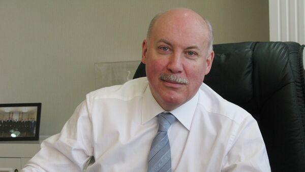 Генеральный секретарь Шанхайской Организации Сотрудничества (ШОС) Дмитрий Мезенцев