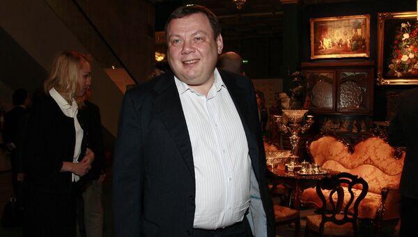 Председатель совета директоров Альфа-групп Михаил Фридман. Архивное фото