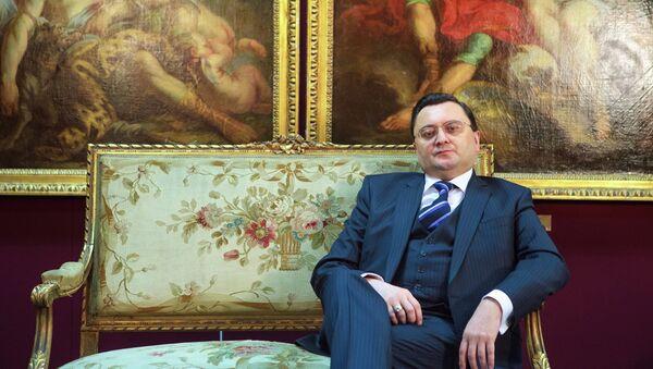 Алексей Семин. Архивное фото