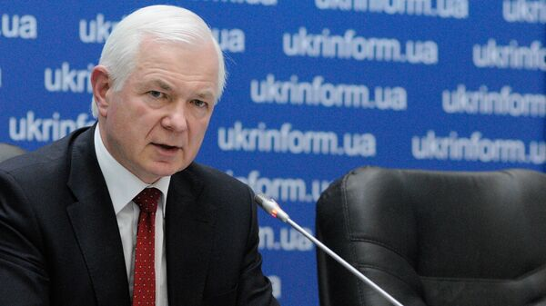 Николай Маломуж. Архивное фото