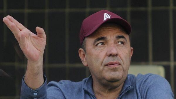 Кандидат в президенты Украины Вадим Рабинович