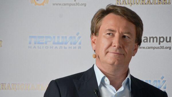 Кандидат в президенты Украины Александр Клименко
