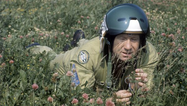 Космонавт Алексей Леонов. Архивное фото