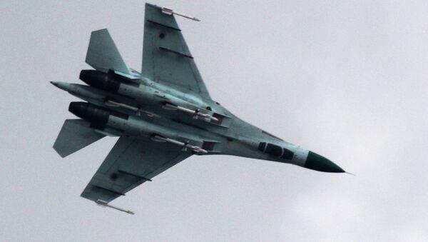 Самолет ВВС Украины