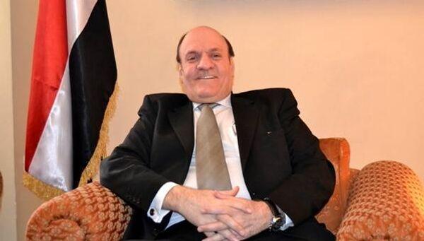Кандидат в президенты Сирии Хассан ан-Нури. Архивное фото