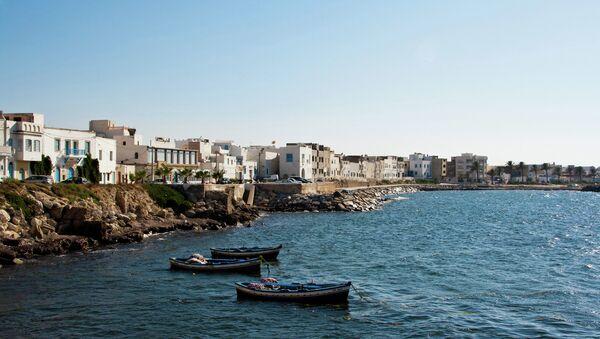 Курортный город Махдия в Тунисе. Архивное фото