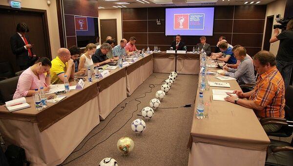 27 мая в Москве состоялось пятое заседание Управляющего совета Оргкомитета «Россия-2018»