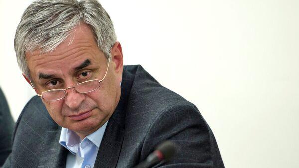 Экстренное заседание парламента Абхазии
