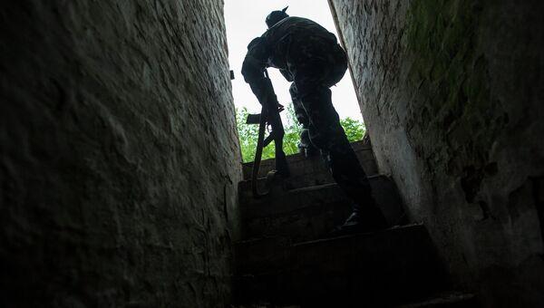 Ситуация в Славянске. Архивное фото