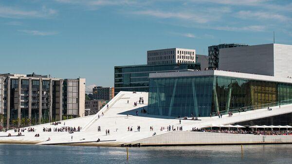 Города мира. Осло. Архивное фото