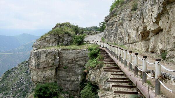 Горная дорога, Дагестан