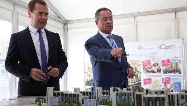 Д.Медведев на Всероссийском форуме ЖКХ – новое качество в Челябинске