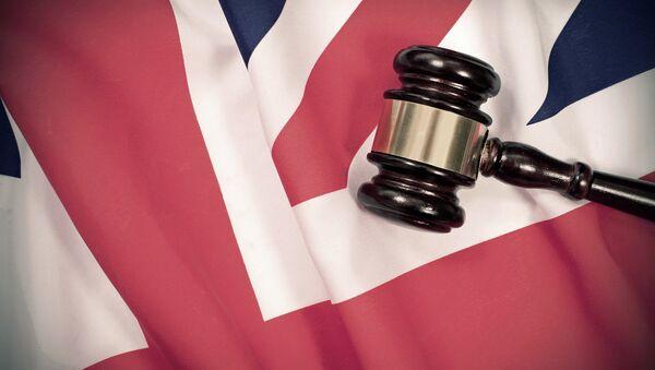 Правосудие Великобритании
