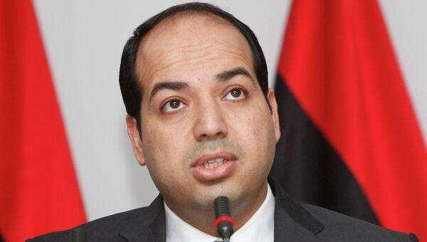 Премьер-министр Ливии Ахмед Маайтик