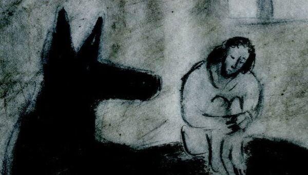 Российский мультфильм Светланы Филипповой Брут
