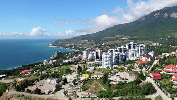 Международный детский центр Артек в Крыму. Архивное фото