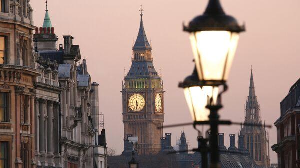 Вид на Лондон. Архивное фото