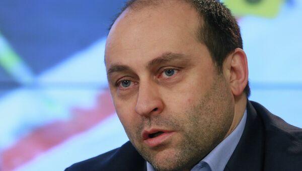 Дмитрий Свищев. Архивное фото