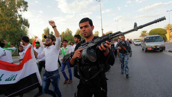 Молодые люди в Ираке