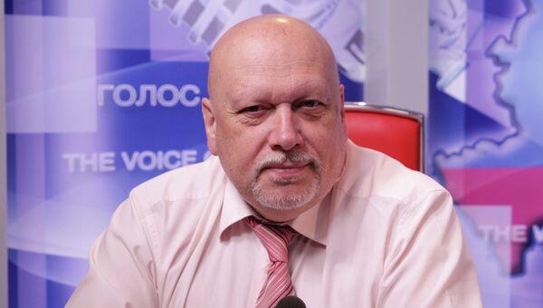Член Совета по внешней и оборонной политике при Президенте РФ, генерал-лейтенант Александр Михайлов