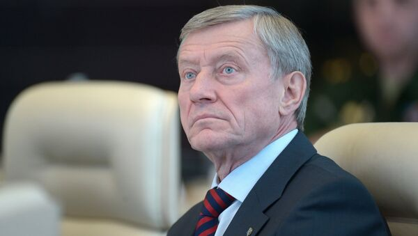 Генеральный секретарь ОДКБ Николай Бордюжа. Архивнео фото
