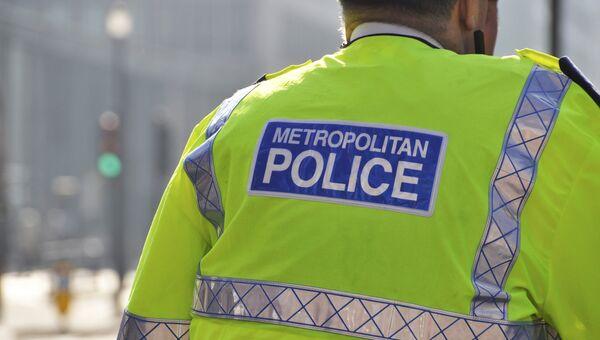 Лондонская полиция. Архивное фото
