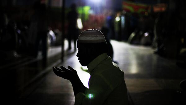 Индийский суфий. Архивное фото.