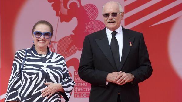 Открытие 36-го Московского Международного Кинофестиваля